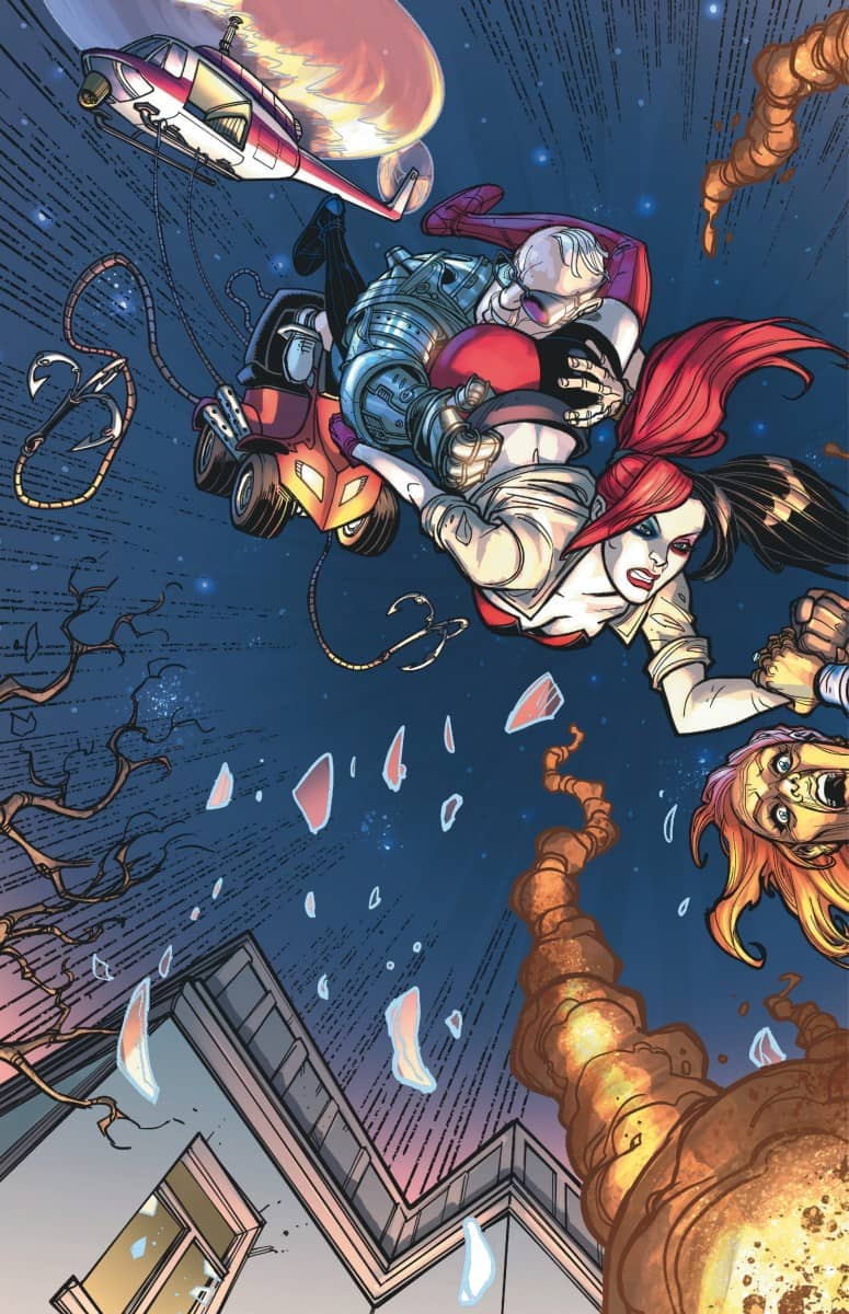 avis-lecture-harley-quinn-tome-1-planche